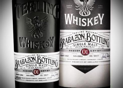 Teeling Brabazon Bottling serie 01