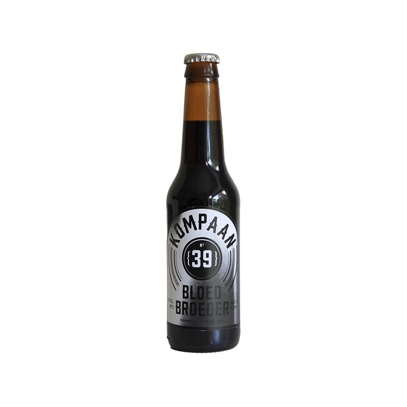 Kompaan Bloed Broeder Imperial stout ( Beste bier van 2017 )