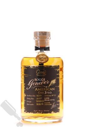 Zuidam Rogge Genever American Oak 3 Y.