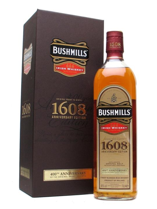 Bushmills 1608 Anniversary Edition 400 TH Anniversary