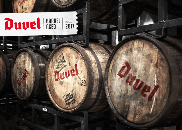 Duvel Barrel Aged Batch No.2 Bourbon Limited edition! 2017