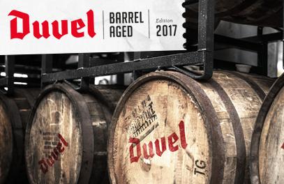 Duvel Barrel Aged Bourbon Batch 2