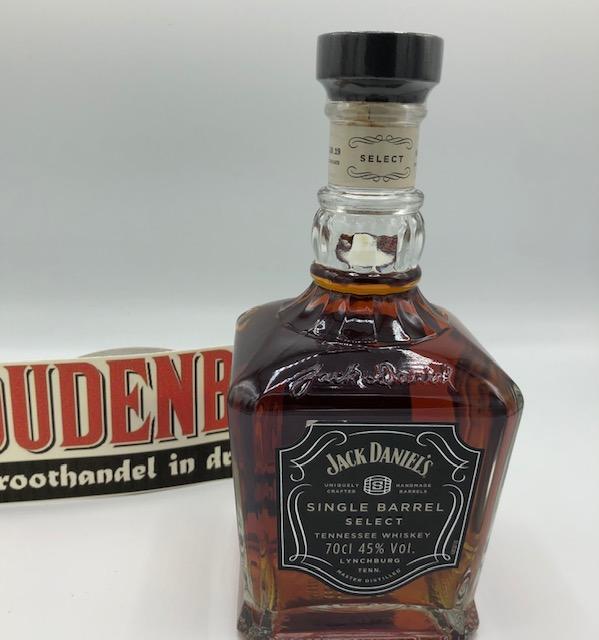 Jack Daniels single barrel
