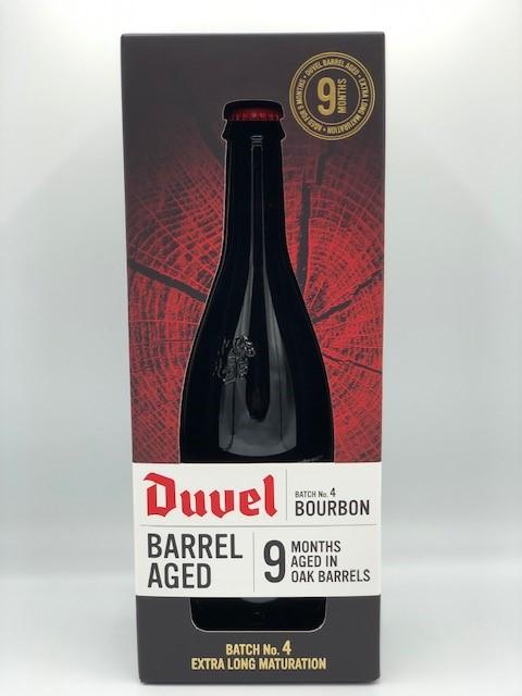 Duvel Barrel Aged Batch No 4