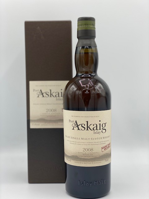 Port Askaig Islay 2008 Single Vintage 2008 Sherry cask matured 57.4%