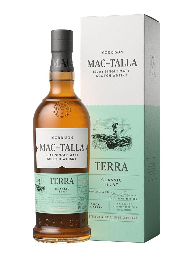 Mac-Talla Terra  Classic Islay 46%