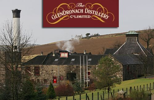 Glendronach 9yrs First Fill Sherry - bottled for The Whisky Trinity Exclusive 57.2% 2021