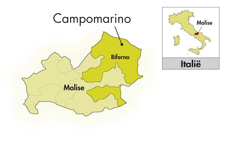 Borgo di Colloredo Gironia Biferno bianco