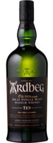 Ardbeg 10 years old