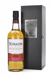 Tomatin Single Malt 1988, 25 years