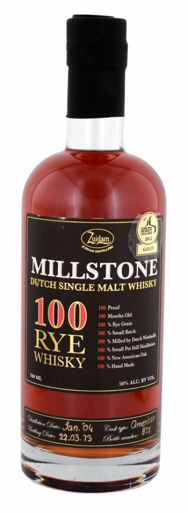 Millstone 100 Rye
