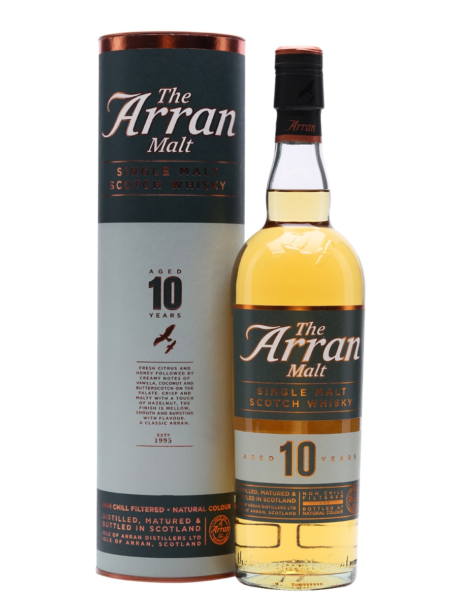 The Arran 10 Years
