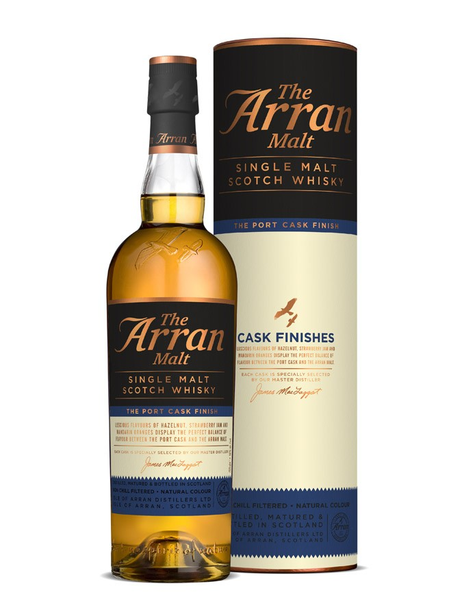 "The Arran Malt ""The Port Cask finish"""