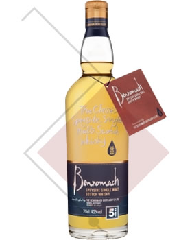 Benromach 5 Years