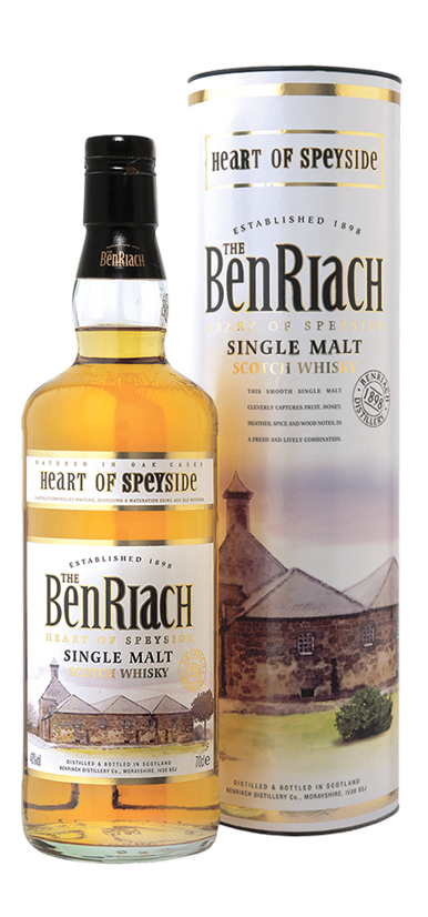 The Benriach 10 Years old