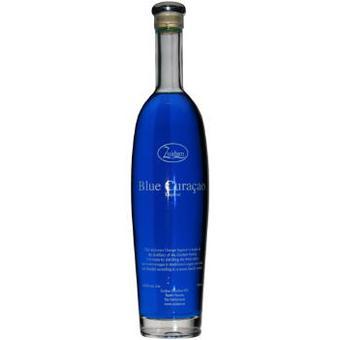 Zuidam Blue Curacao Liqueur