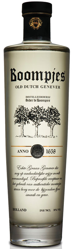 Boompjes Old Dutch Genever (World Spirits Award)
