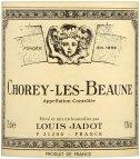 Chorey-Les-Beaune Les Beaumonts 2012