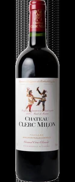 Chateau Clerc Milon 2009 Grand Cru Classé
