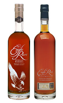 Eagle Rare Bourbon 10 Years Old Single