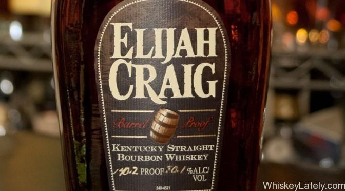 Elijah Craig 140.2 Proof (70.1 Alc/Vol)