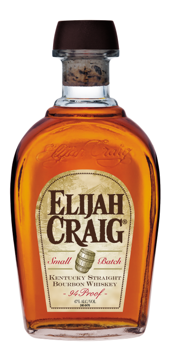 "Elijah Craig ""Small Batch"" 100% proof"