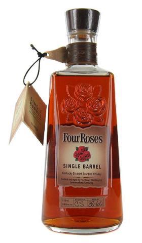 """Four Roses """"Single Barrel"""" Barrel No: 51-2T"""