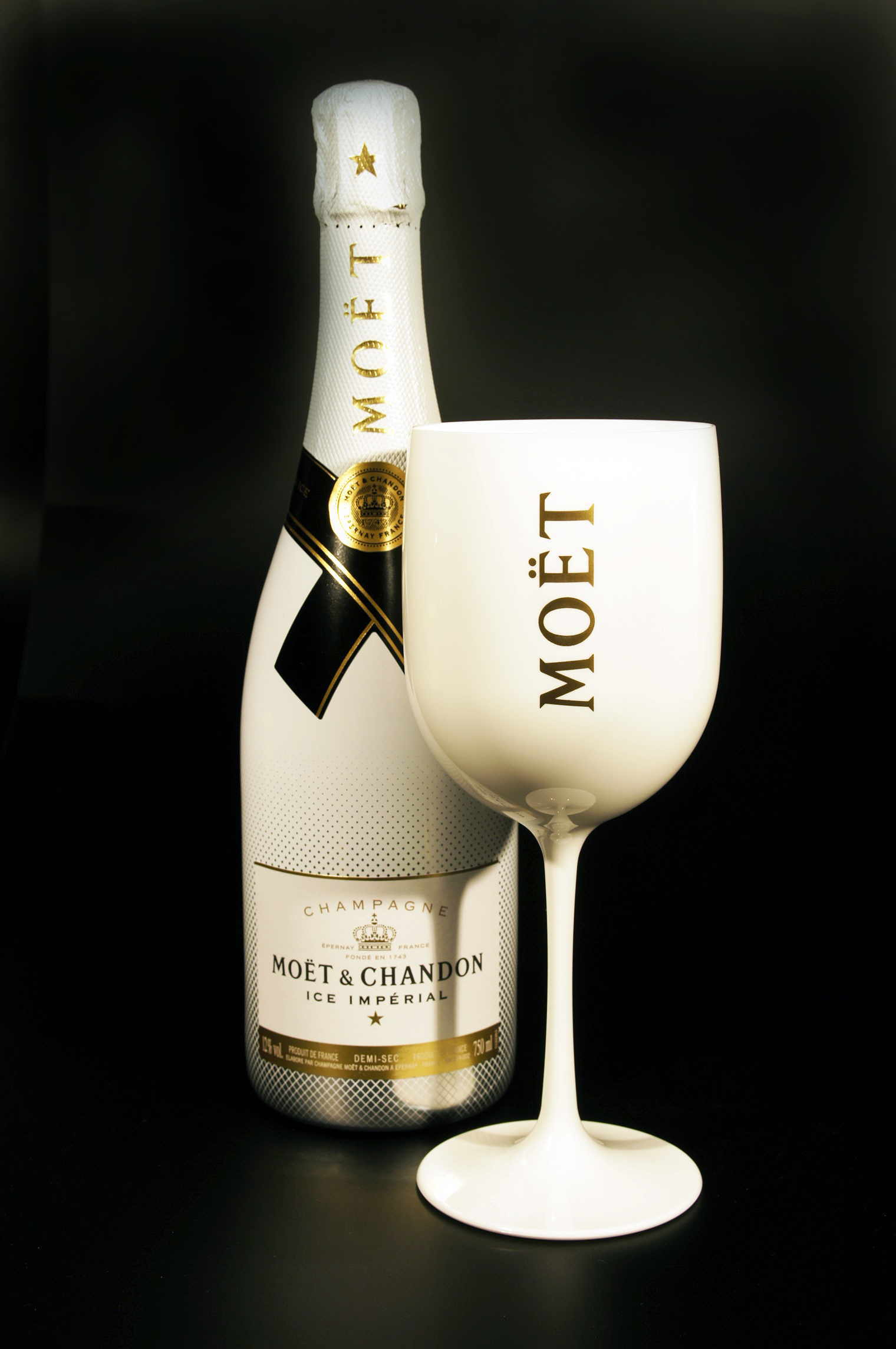 Moët & Chandon ICE glas