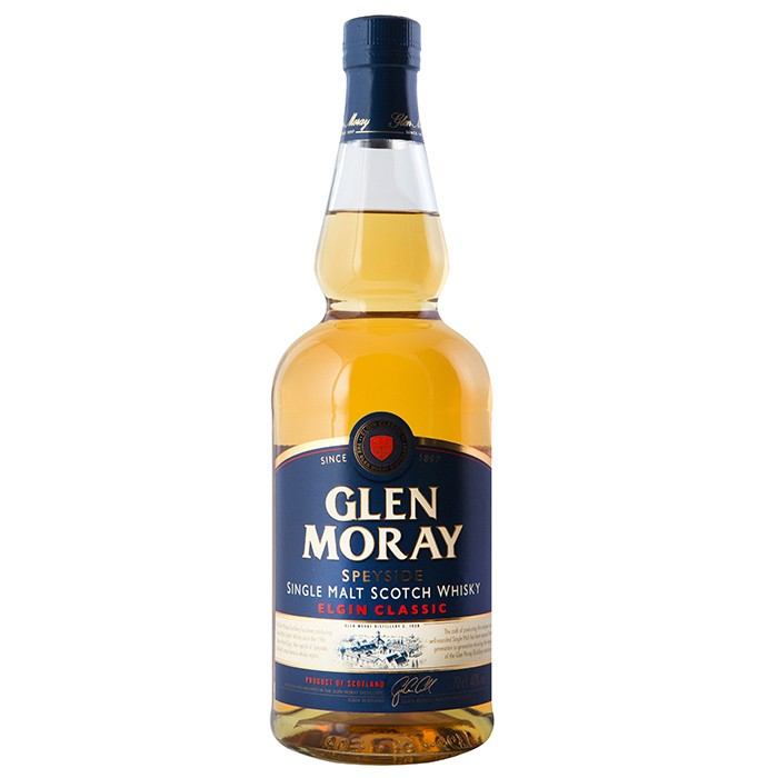 Glen Moray Elgin Single Malt