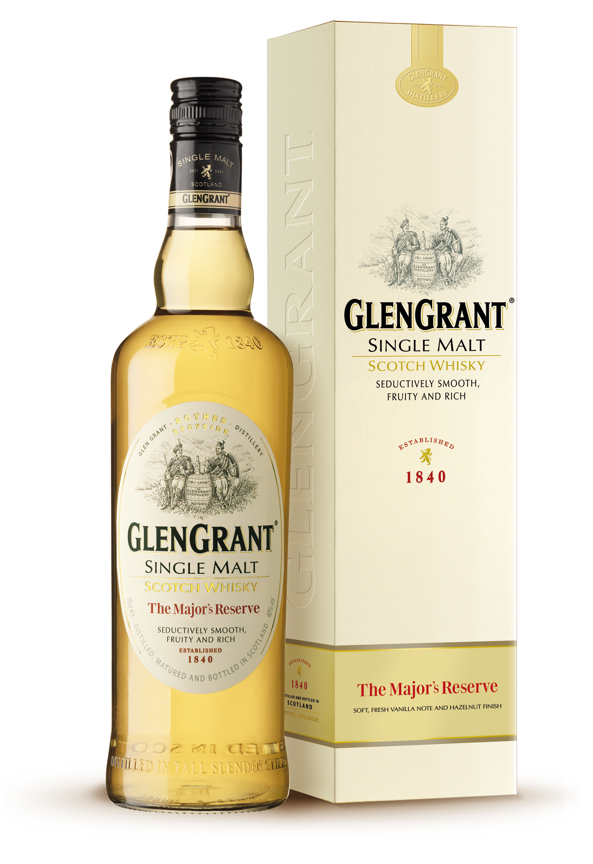 "Glengrant ""The Major's Reserve"