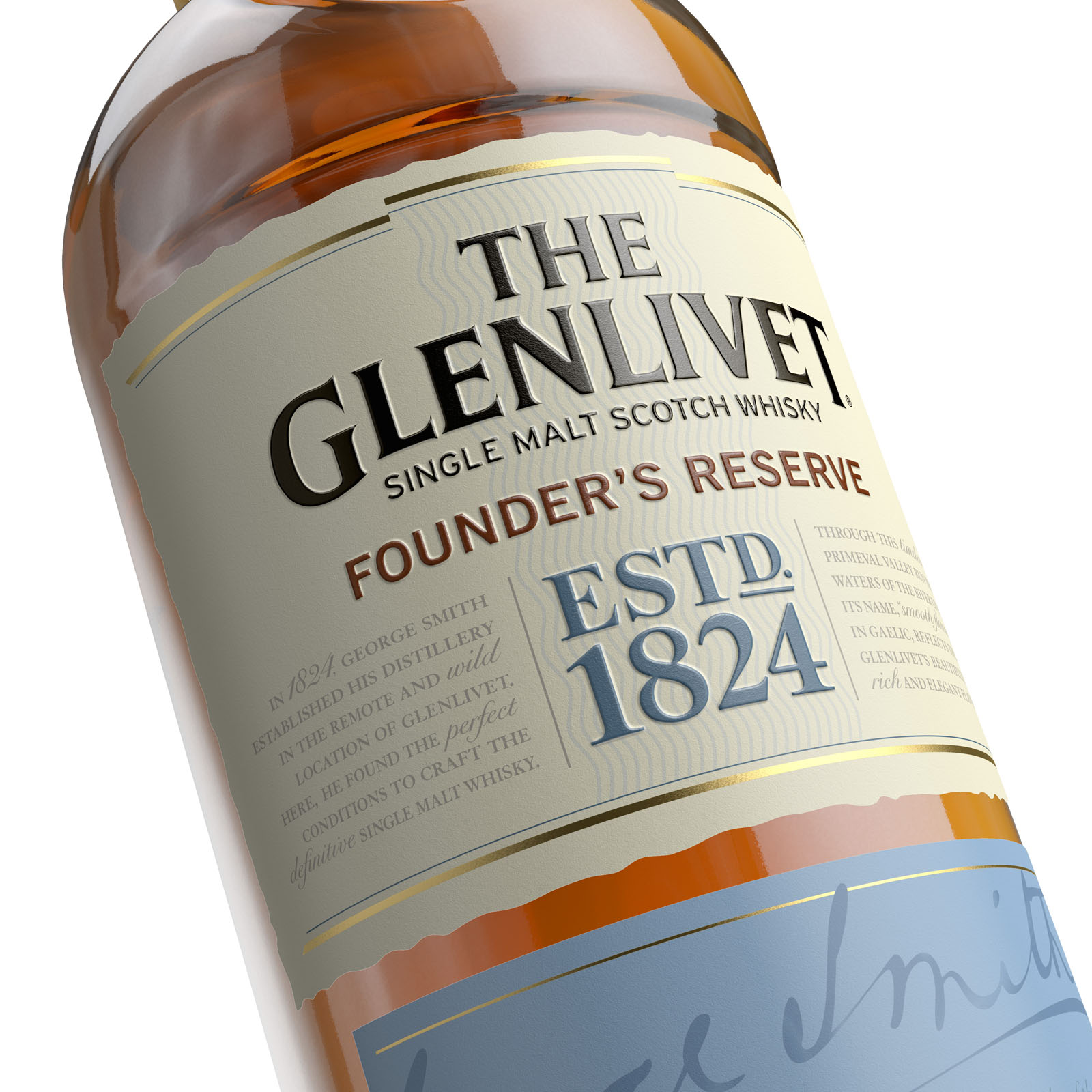 The Glenlivet Founders reserve 200 Ml