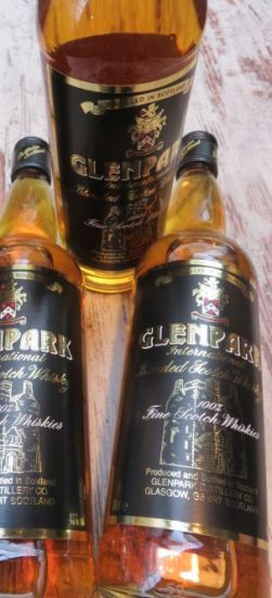 Glenpark Blended Scotch Whiskies