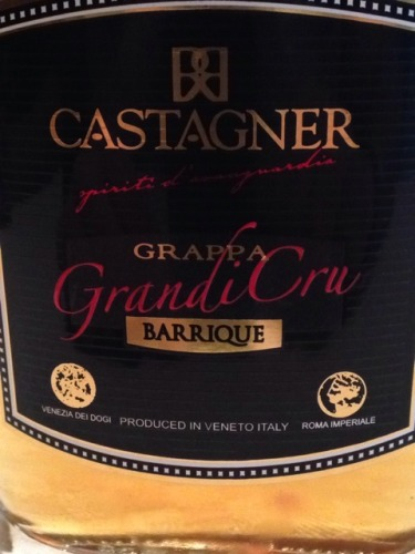 Castagner Grandi Cru 3 Years Old Grappa