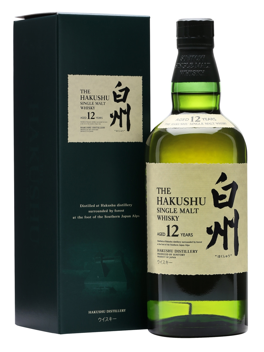 The Hakushu 12 Years