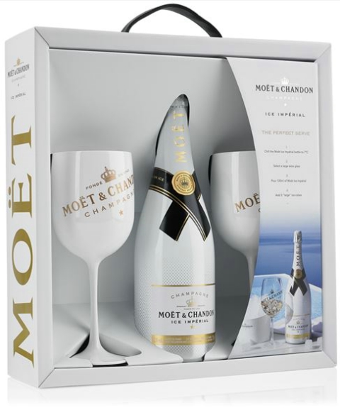 Moët & Chandon ICE set
