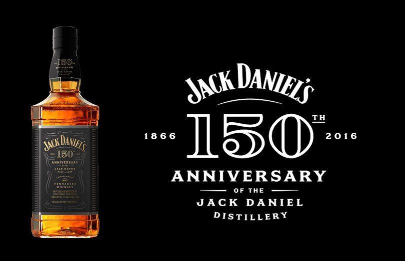 Jack Daniel's 150th Anniversary 1866-2016