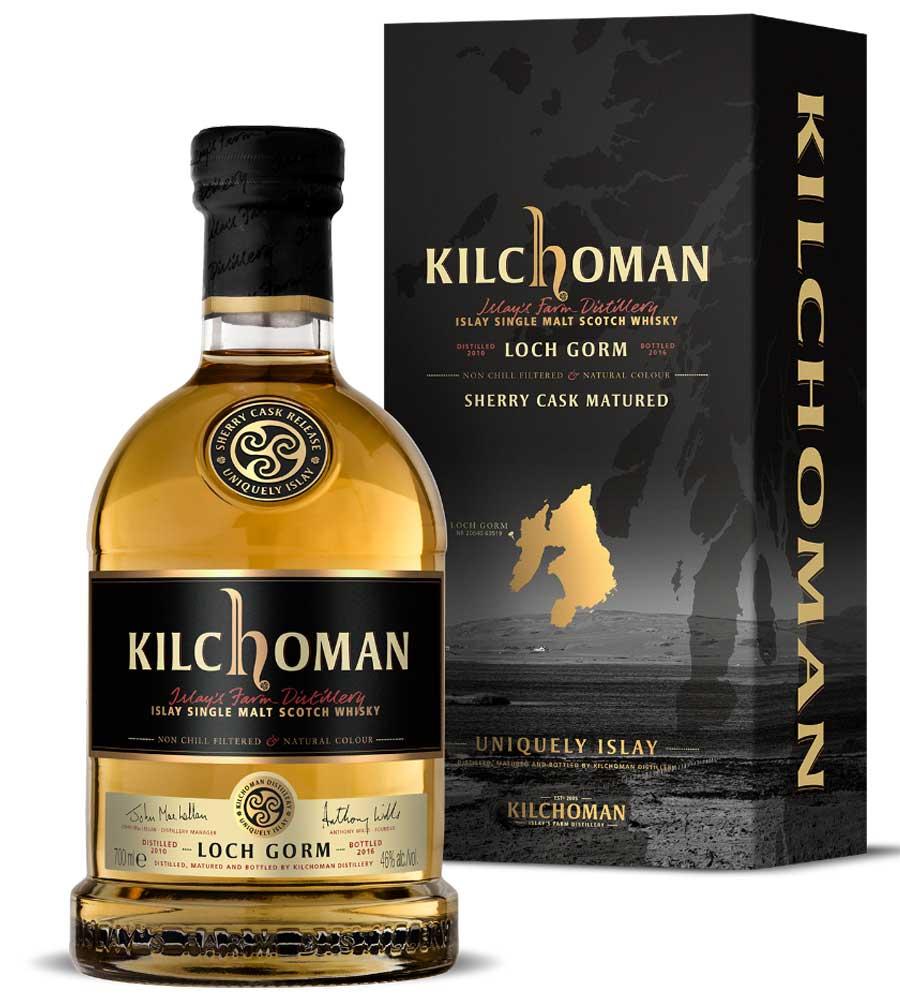 Kilchoman Loch Gorm Sherry cask 2016