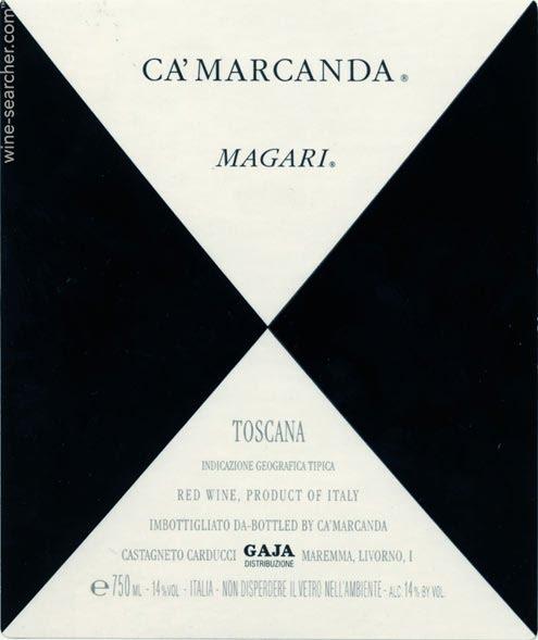 Gaja Ca'marcanda Magari 2009