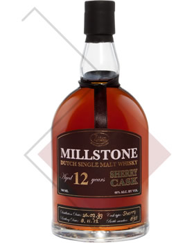 Millstone 2008 Special #5 Sherry Cask