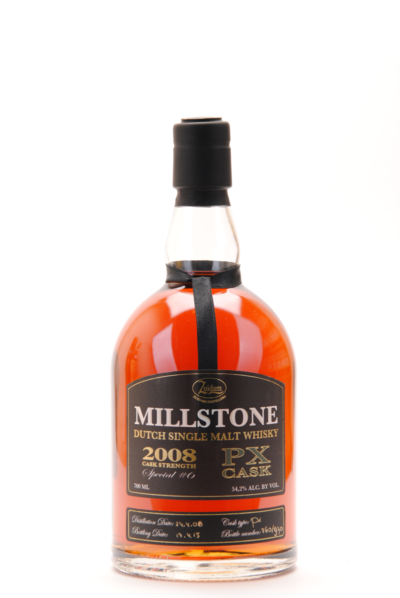 Millstone 2008 Special #6 PX Cask