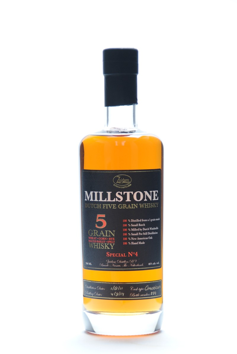 Millstone 5 Grain Whiskey Special No 8