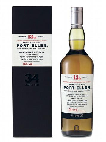 Port Ellen 13th Release 1978 55%