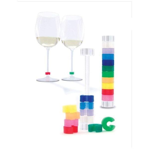 Pulltex Wijnglas marker