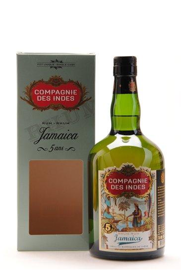 Compagnie Des Indes Rhum Jamaica