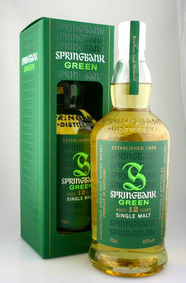 Springbank 12 Years Organic