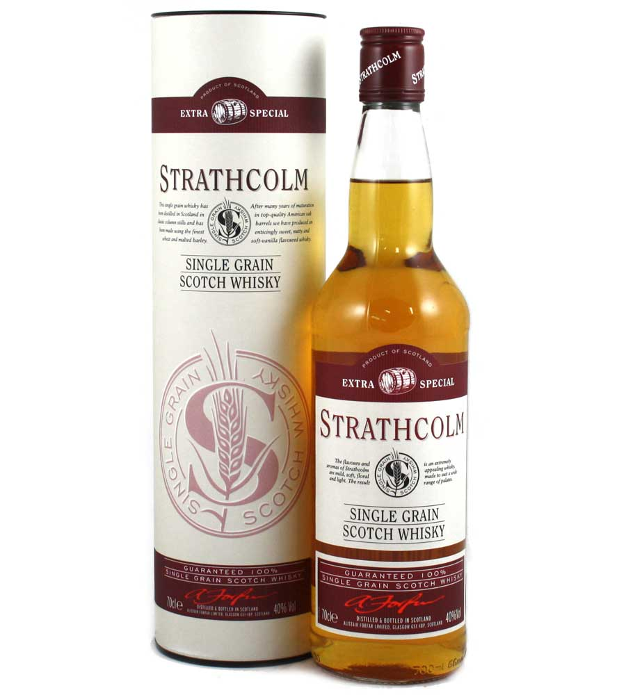 Strathcolm Single Grain