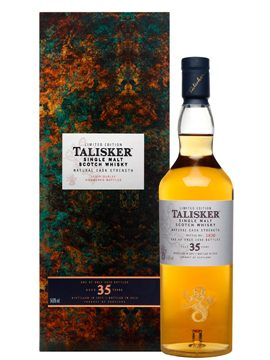 Talisker Islay Malt 35 years old 45,8 %