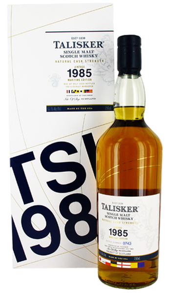 Talisker Vintage 1985 Maritime Edition 56.1%