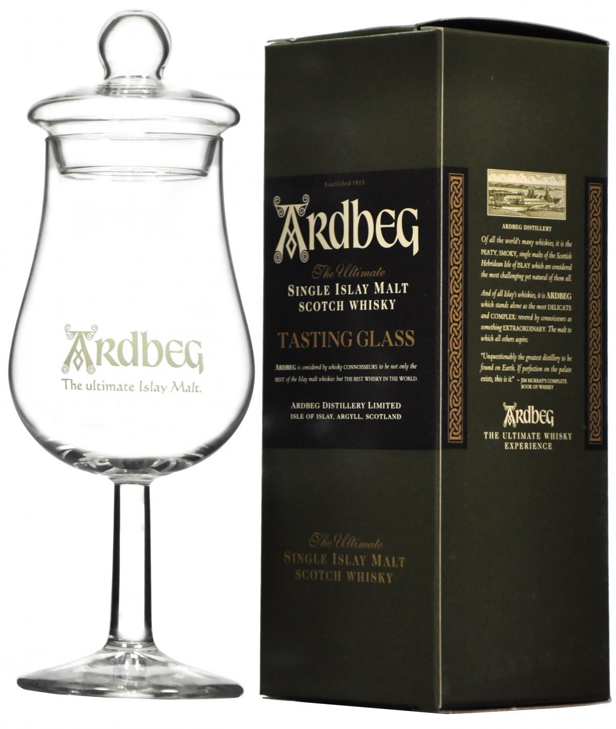 Ardbeg Tasting Glas