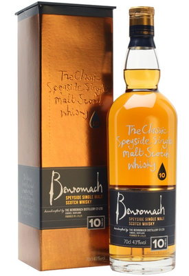 The Benromach 10 years